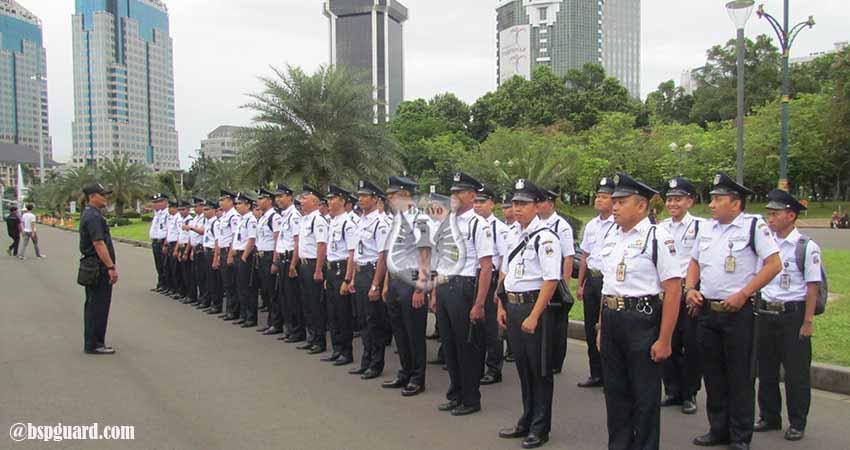 Tugas, Fungsi dan Tanggung Jawab Petugas Keamanan Dalam