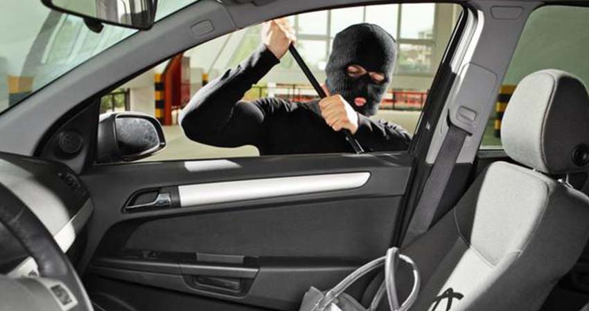 Kiat Terhindar dari Pencurian Barang dalam Mobil