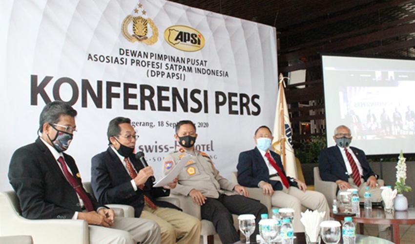 APSI dan Asosiasi Bidang Pengamanan Siap Sosialisasikan Perpol