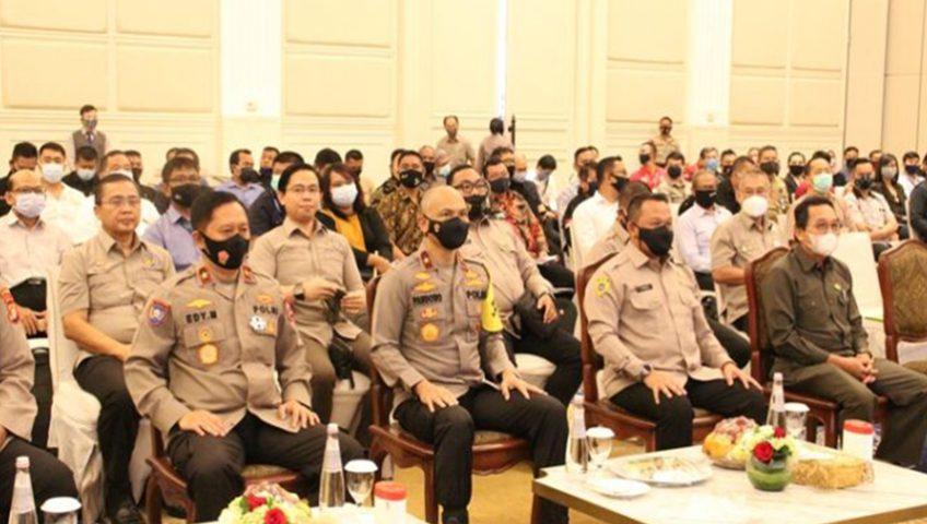 BSP-Satpam Sah Mengemban Tugas Kepolisian