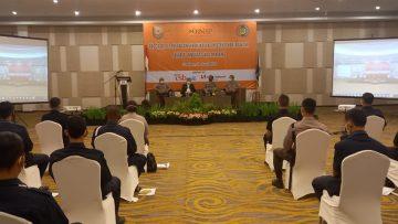 60 Satpam di Cirebon Ikuti Uji Komptensi BNSP