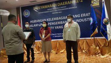 Dewa Suyasa Terpilih sebagai Ketua ABUJAPI Bali dalam Musda Ke-2