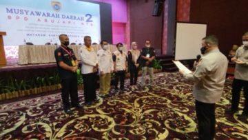 Musda Ke-2 ABUJAPI NTB Tetapkan Iwan Balukea sebagai Ketua